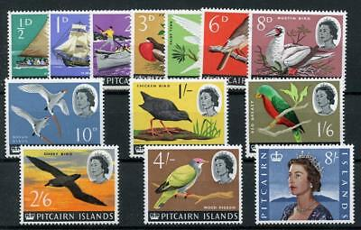 Pitcairn Islands 1965-65 set SG36/48 MNH