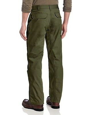 NWT 32x32 CARHARTT Relaxed TACOMA RIPSTOP PANTS w/ CELL POCKET 100274 301 GREEN