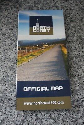 Official map North Coast Route 500