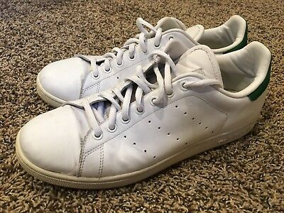 finest selection 949b9 7437d ADIDAS STAN SMITH - Size 11 - Vintage