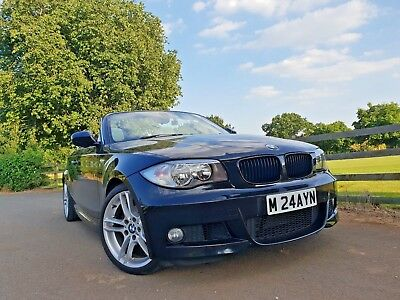 BMW 1 Series E88 Convertible - Full BMW Service History