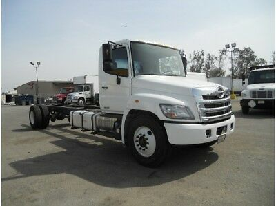 Hino 338 truck cab chassis freightliner international peterbilt KW ford gm UD