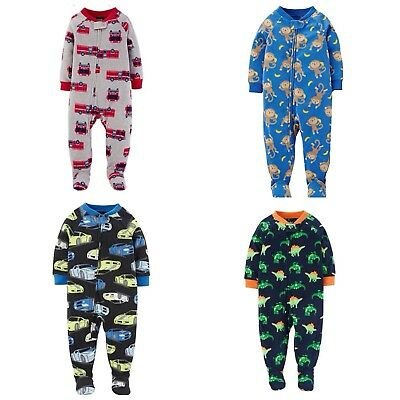 45139c4f8 CARTERS CHILD OF Mine Footed Sleeper Pajamas 6-9 Mo 18 Mo 24 Mo 3T ...