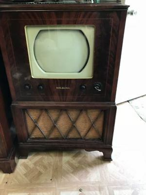 Rca Antique--- Tv Vintage Television