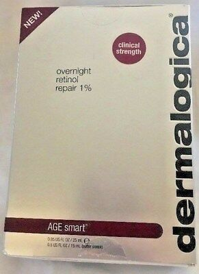 Dermalogica Age Smart Overnight Retinol Repair 1% 25Ml & Buffer Cream 15Ml
