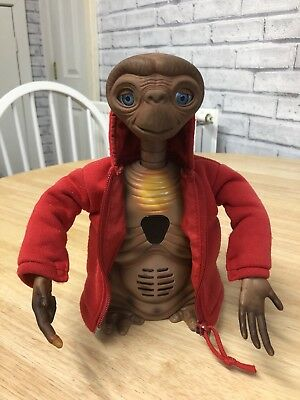 Vintage Tiger Electronics Interactive E.t. The Extra-Terrestrial Furby Toy Talks