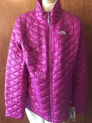 BNWT The North Face Womens Thermoball Size XL -Magic Magenta