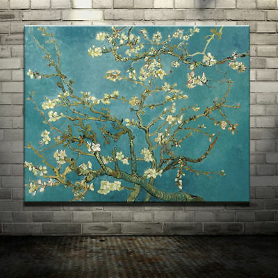Hand Painted Abstract Flower Oil Painting Modern Home Decor Wall Art On Canvas
