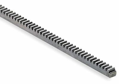 1Mod 15*15*200mm #45 Steel Gear Rack Black Oxide High Frequency Processed x 1Pc