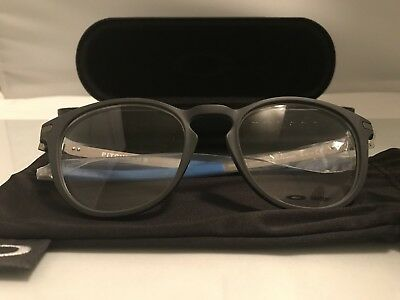 cd7df9be19 Authentic New Oakley Pitchman R Ox8105-0550 Satin Pavement Eyeglasses Frame