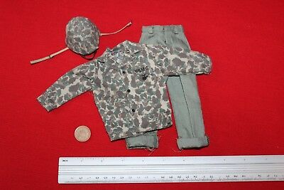 DRAGON 1:6TH SCALE WW2 USMC TUNIC /& ROLLED UP TROUSERS CB33082