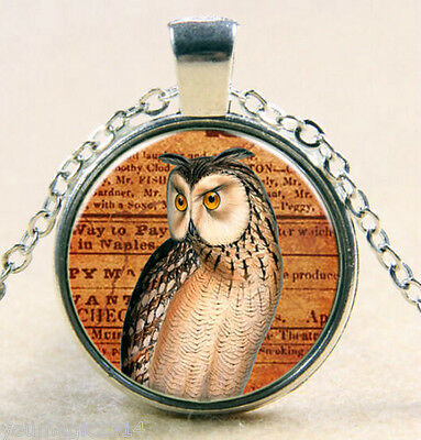 OWL Wisdom protection pendant necklace PROTECTION  Formally BLESSED