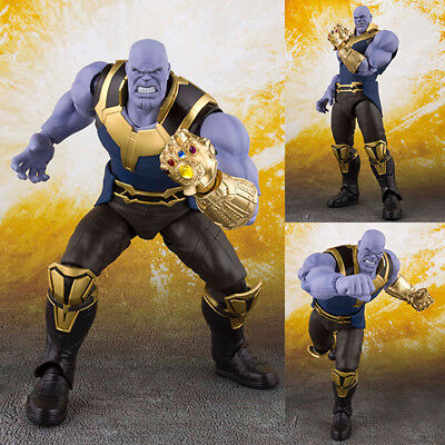 S.H.Figuarts Thanos from Avengers: Infinity War Marvel Bandai Japan