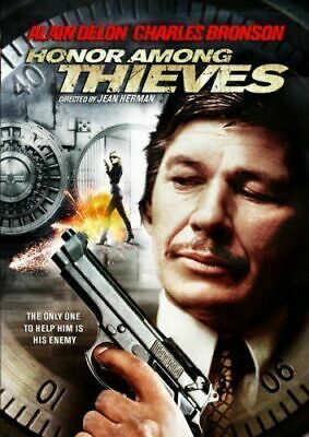 Charles Bronson Honor Amongst Thieves DVD New and Sealed Australia Region 4