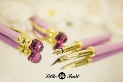 2018 Sailor Moon 20th Anniversary Fountain Pen Handmade Limit Anime Gift