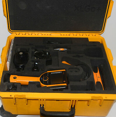 GE XL GO Borescope Inspection Camera NDT Aviation 2meters, 5mm Deluxe Kit