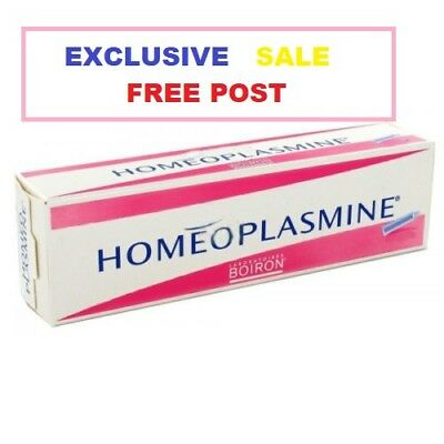 HOMEOPLASMINE OINTMENT Boiron Skin  Irritations Treatment Repair Cream 40gr