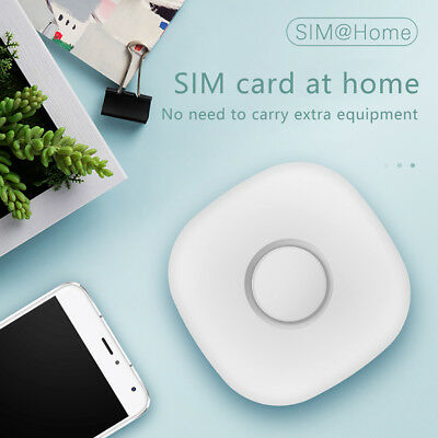 Dual SIM Standby Box 2 SIM Card Adapter At Home For iPhone X 6 7 8 Android Sims