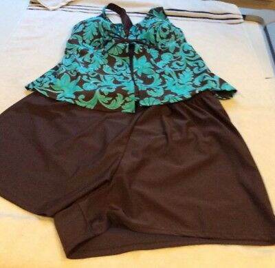 Ladies Swim Suit Size 16 JG Hook