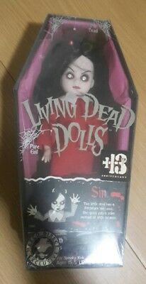 Living Dead Dolls 13th Anniversary VARIANT Sin New sealed series 1 Remake