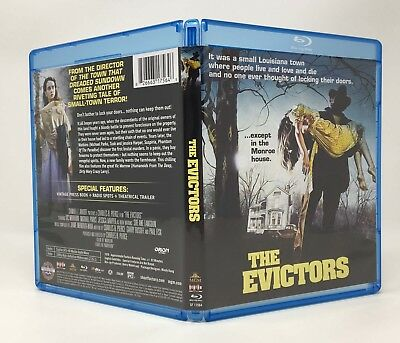 SCREAM FACTORY The Evictors (Blu-ray Disc, 2017)