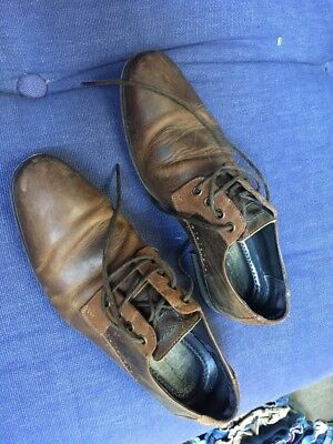 Jones Leather Shoes Size 42