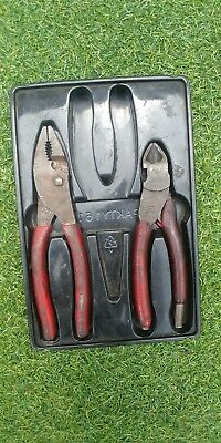 Snap on Plier Set
