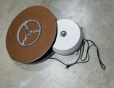 Heavy Duty Wall/Ceiling Display Electric Turntable