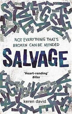Salvage by Keren David New Paperback Book