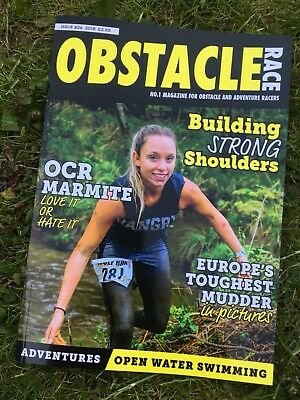 Obstacle Race Magazine - Issue 26 - 2018