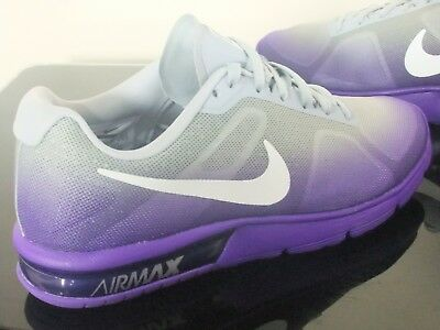 Womens Nike Air Max Sequent Running Gym Trainers Uk Size 3 - 8 719916 503 32c94deb6