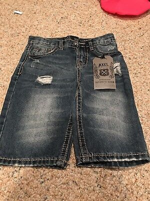 Boys Denim Shorts Size 10