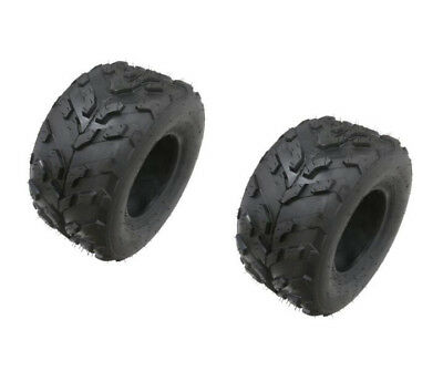 Pair ATV Quad Bike Tyre 16x8-7 Front Rear Tire for 70 110 125cc Buggy Go Kart