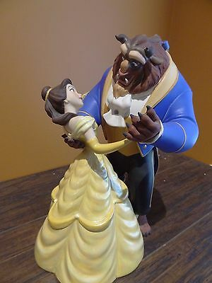 RARE WDCC Disney Beauty and the Beast Tale as Old as Time Belle Dancing Figurine