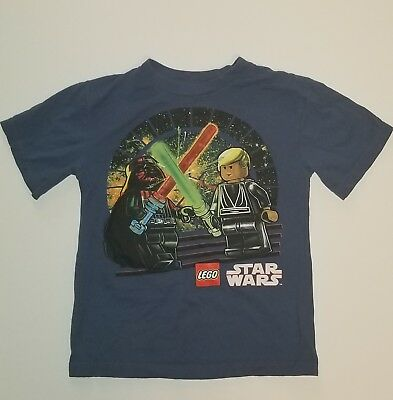 Lego Star Wars Gapkids kids tshirt size L-10 pre-owned