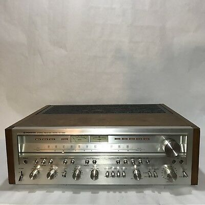 Vintage Pioneer SX-1050 Stereo Receiver Parts/Repair - Free Shipping Included