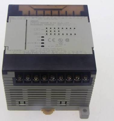 1PC Used Omron PLC CPM1A-20CDR-A-V1