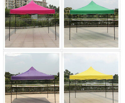 3x3M Waterproof Outdoor Garden Gazebo Party Wedding Tent Marquee Canopy 4 COLORS