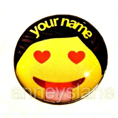 anneys - your OWN PERSONALISED  **yellow smiley** golf ball marker!!