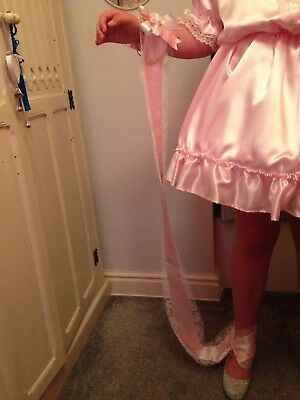 Sissy Maid * Adult Baby * Fetish * Cd/Tv * Mincing * Prissy * Mincing Ribbons