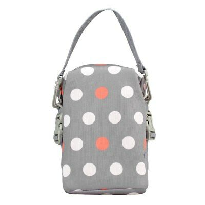 Dr Brown's Insulated Convertible Baby Bottle Tote Carry Bag