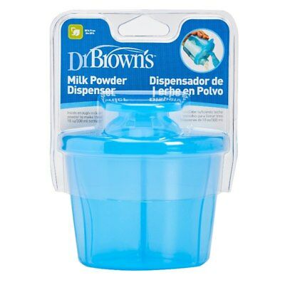 Dr Brown's Milk Powder Dispenser Blue