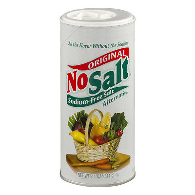 NoSalt No Salt Sodium Free Salt Alternative Original 11oz