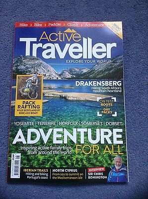 Active Traveller Autumn 2015 Magazine