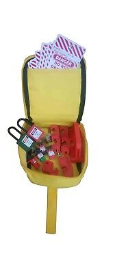 KRM LOTO - OSHA Circuit Breaker Lockout Kit
