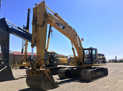 Caterpillar 345 BL Series II Excavator