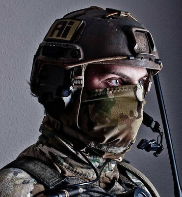 Multicam (MTP) Premium Neck Gaiter/ Protector by 0241 Tactical  - NEW - Airsoft