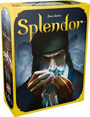 Splendor Board Game - New - FREE FAST SHIPPING