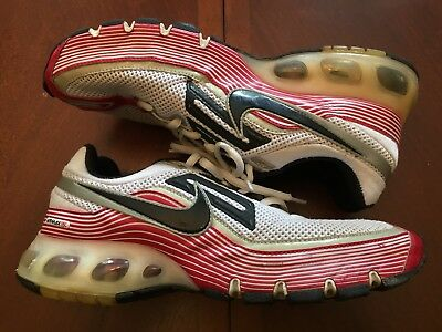 best sneakers 28040 574f4 VINTAGE NIKE AIR Max 180 Shoe TN Air Max Plus 2006 Rare color red size 8US  7UK