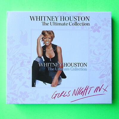 Whitney Houston - The Ultimate Collection (Girls Night In) - Cd Album + Slipcase